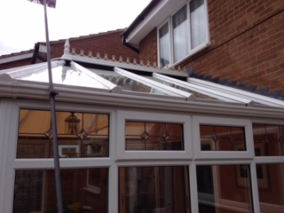 d clean conservatory whitbourne herefordshire