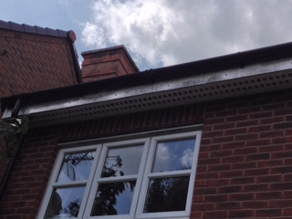 e dirty soffit and fascia whitbourne herefordshire